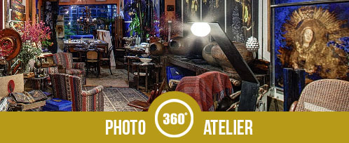 Photo 360 graus - Atelier Lucia Py